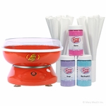Cotton Candy Home Starter Kit with Machine and Sugar Fun Pack