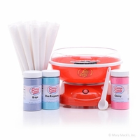 Cotton Candy Machine & Floss Sugar Pack