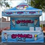 Design Ideas: Creating Your Shaved Ice Business Displays