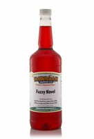 Fuzzy Navel Shaved Ice and Snow Cone Syrup - Quart