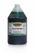 Granny Smith Apple Shaved Ice and Snow Cone Syrup - Gallon