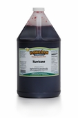 Hurricane Shaved Ice and Snow Cone Syrup - Gallon