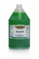 Key Lime Shaved Ice and Snow Cone Syrup - Gallon