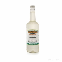 Lemonade Shaved Ice and Snow Cone Syrup - Quart