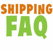 Questions About Shipping?