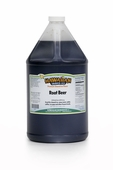 Root Beer Shaved Ice and Snow Cone Syrup � Gallon
