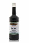 Root Beer Shaved Ice and Snow Cone Syrup - Quart
