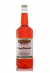 Shaved Ice Quart Size Syrup of the Month � Orange Pineapple