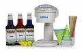 Snow Cone Party Pack with Electric Snow Cone Machine