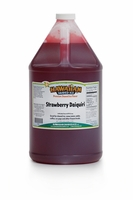 Strawberry Daiquiri Shaved Ice and Snow Cone Syrup � Gallon