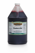 Strawberry-Kiwi Shaved Ice and Snow Cone Syrup � Gallon