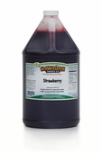Strawberry Shaved Ice and Snow Cone Syrup � Gallon