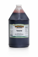 Tamarind Shaved Ice and Snow Cone Syrup - Gallon