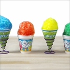 The Rise of the Ugly Snow Cone: How to Correctly Pour Your Snow Cone Syrup