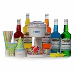 Ultimate Snow Cone Package with Electric Snow Cone Machine