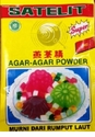 Agar-Agar Powder Satelit brand