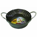 PEARL Steel Tempura Cooking Pot 20cm (H-7900)