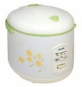 Sanyo ECJ-N100F Flower Rice Cooker with Porridge/Soup Function 10 CUP