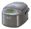 Zojirushi NP-HBC18 Induction Heating Rice Cooker & Warmer (10 Cup)