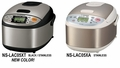 Zojirushi NS-LAC05 Micom Rice Cooker (3 Cup) Stainless Steel