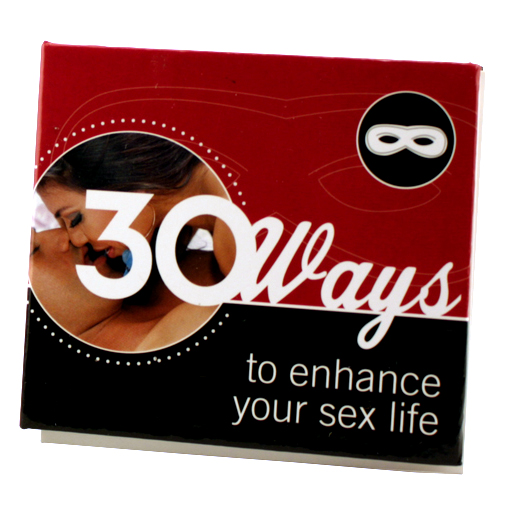 30 Ways to Enhance Your Sex Life