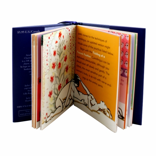 A Lover's Guide to the Kama Sutra - Mini Book