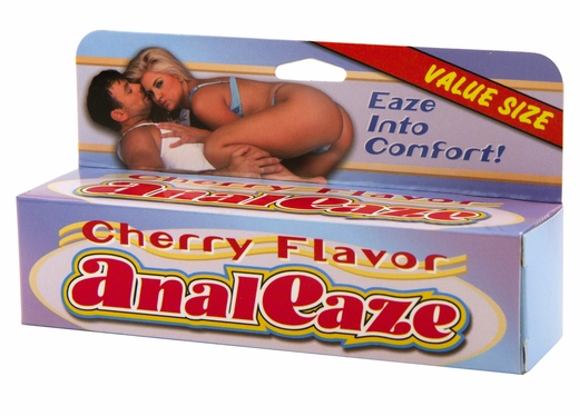 Anal Ease - Cherry Flavor - 1.5 oz.