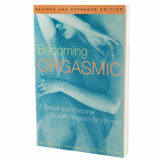 Becoming Orgasmic Book