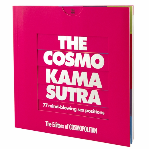 Cosmo Kama Sutra - A Book of Sex Positions