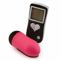 Cry Baby Remote Controlled Vibrator