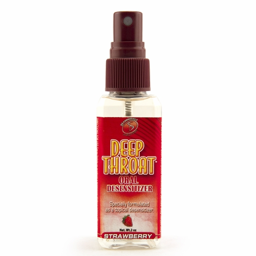 Deep Throat Spray