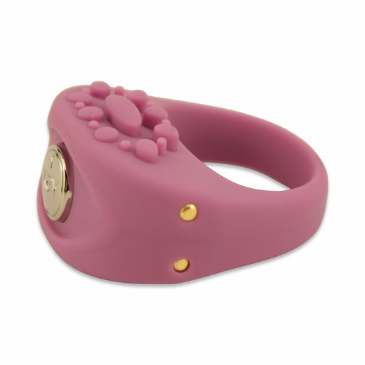 Ela Vibrating Cock Ring - Rechargeable