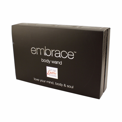 Embrace Body Wand - Two Vibrators In One