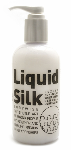 Liquid Silk - A Luxury Lubricant
