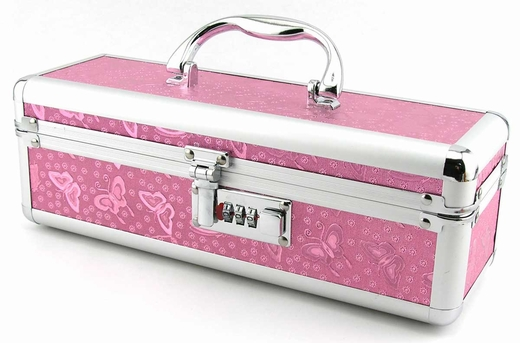 Lockable Sex Toy Case