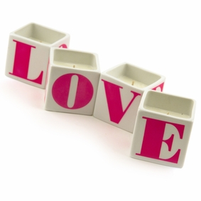 LOVE Massage Candle Set