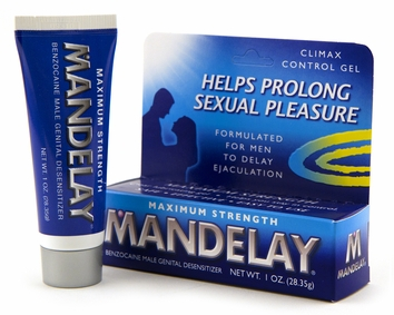 ManDelay - FDA Approved