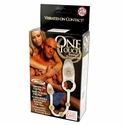 One Touch Vibrating Cock Ring