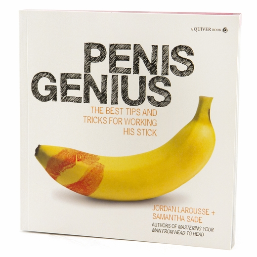 Penis Genius - Tricks and Tips for Working His Stick