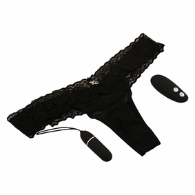 Remote Vibrating Panties - In Two Sizes