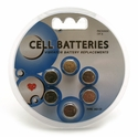 Replacement Batteries for Mini-Massagers