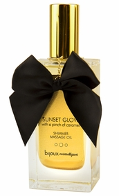 Sunset Glow Massage Oil