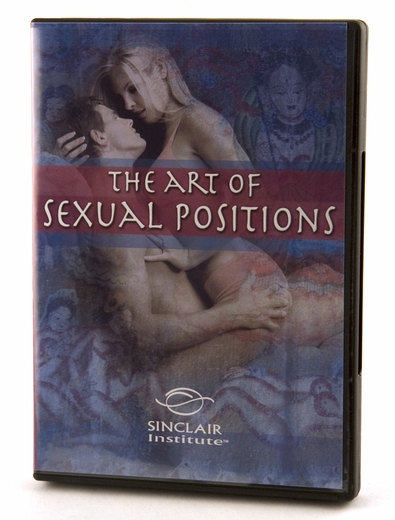 The Art of Sexual Positions - DVD