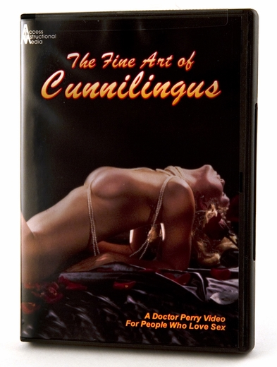 The Fine Art of Cunnilingus DVD