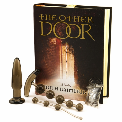 The Other Door - An Anal Starter Kit Hidden In a Book
