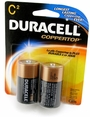 Twin Pack of C-Cell Batteries