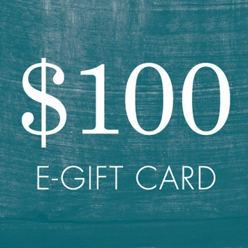 $100 Email Gift Card in Chevron