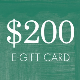$200 Email Gift Card in Stars