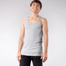 4-rth Sustain Tank in Heather Gray