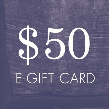 $50 Email Gift Card in Stars